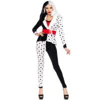 a475a1352e6 Dámský kostým Madam Cruella de Vil