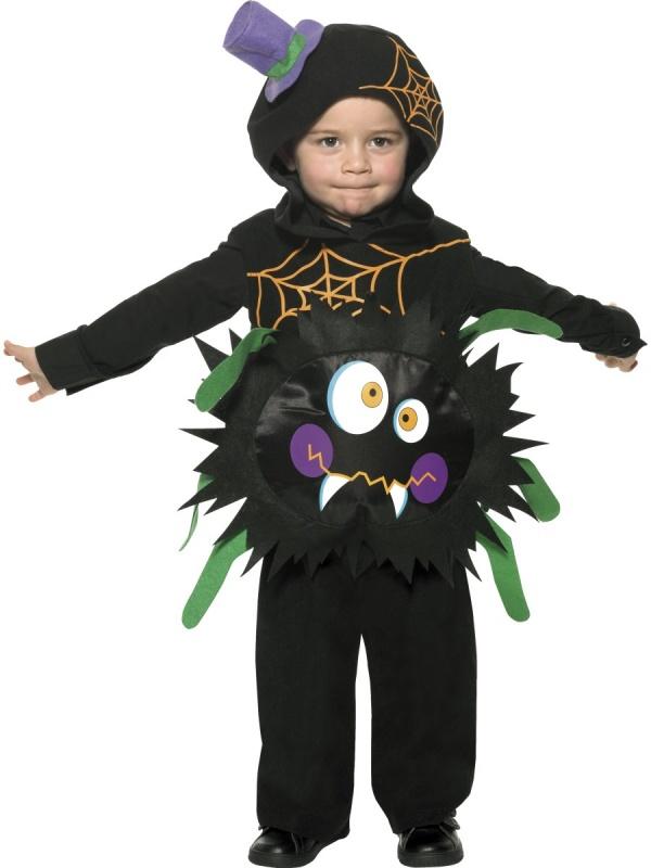13573ce2d Dětský kostým Crazy pavouček - Ptákoviny Ípák