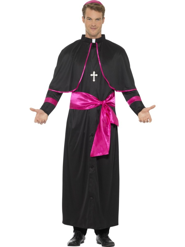 eee2b52cc7b3 Pánský kostým Kardinál - Ptákoviny Ípák