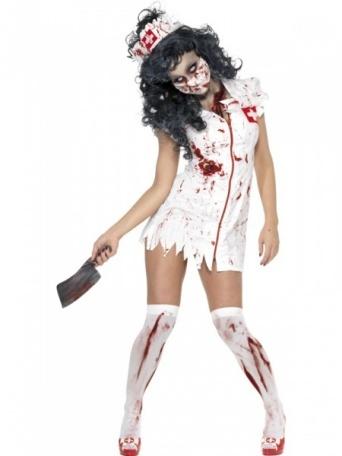 71c4ed05c0dd Kostým pro ženy - Zombie sestřička - Ptákoviny Ípák