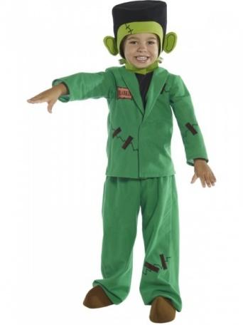 533d4e662 Dětský kostým pro nejmenší - Frankenstein - Ptákoviny Ípák