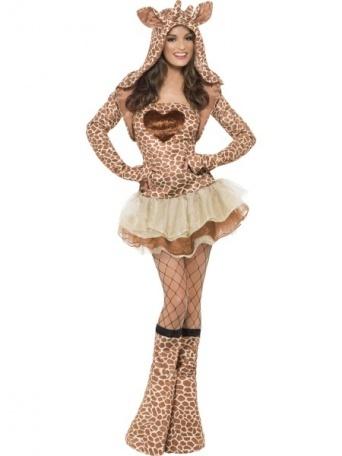 1e0c459152ce Kostým pro ženy - Sexy žirafa - Ptákoviny Ípák