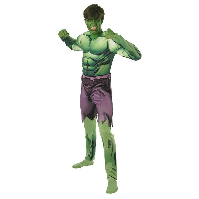 a5f21940655b Kostým pro muže - Hulk - Ptákoviny Ípák