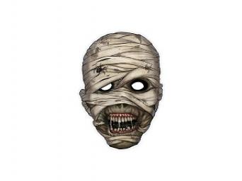83fd5581f Maska mumie - Ptákoviny Ípák