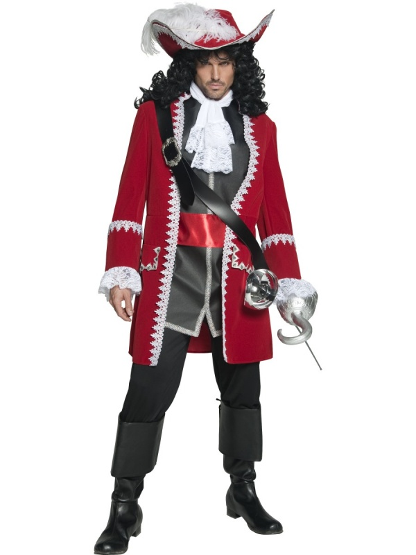 Kostým Pirátský kapitán - Ptákoviny Ípák 245c12e486b