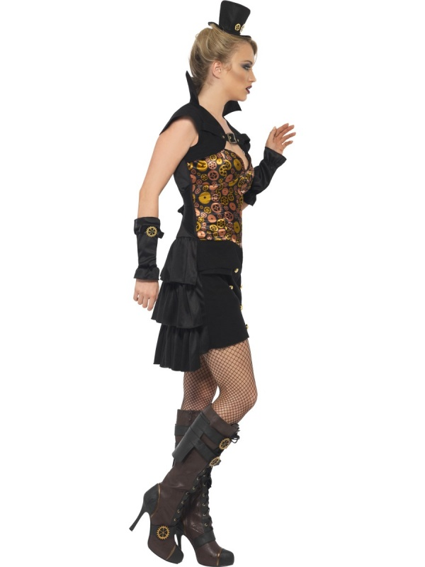 02aaa92a465 ... Dámský kostým Vampírka ve stylu steam punk. 1899 Kč 1 899 Kč 1 569